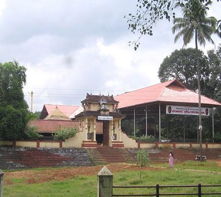 Chirakkadavu-Temple